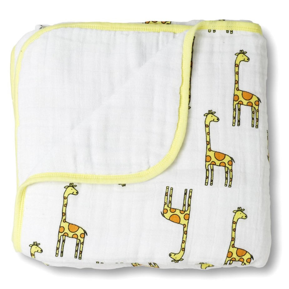 Classic Blanket - Jungle Jam Giraffe