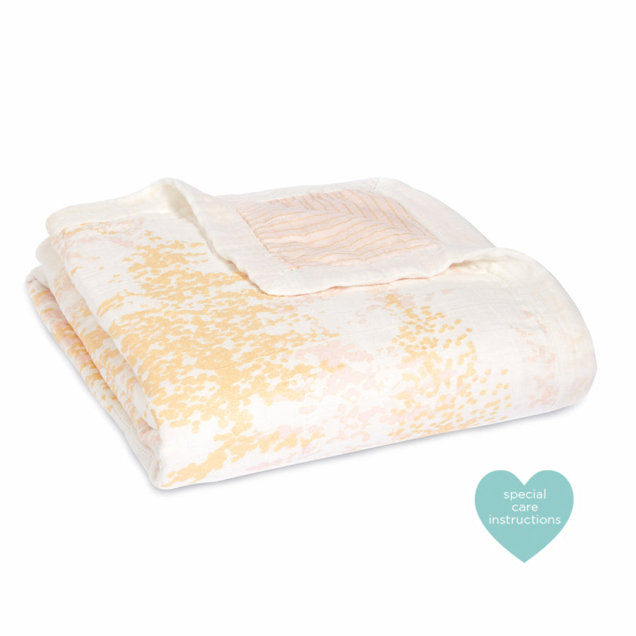 Dream Blanket Bamboo Primrose Birch