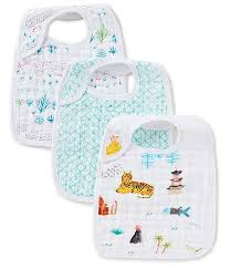 Around the World Classic 3-Pack Bibs