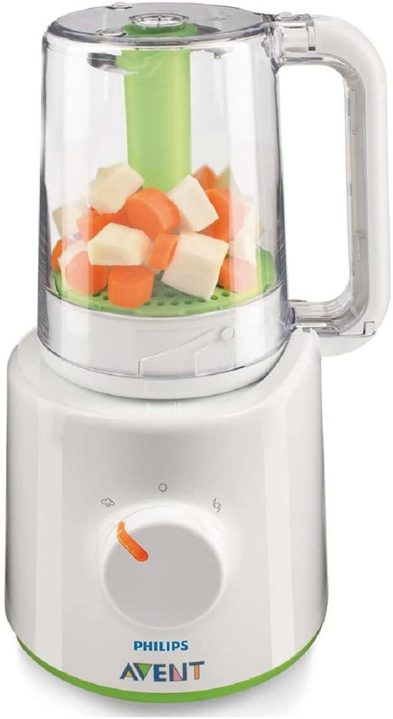 Combined Steamer & Blender