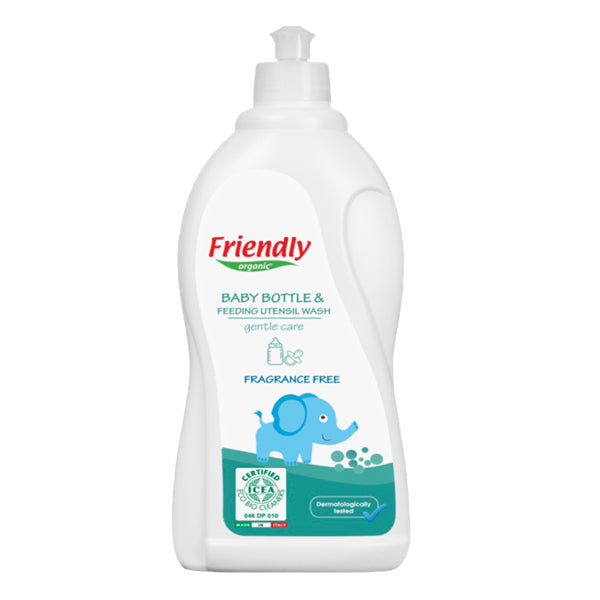 Baby Bottle  & Feeding Untensil Wash
