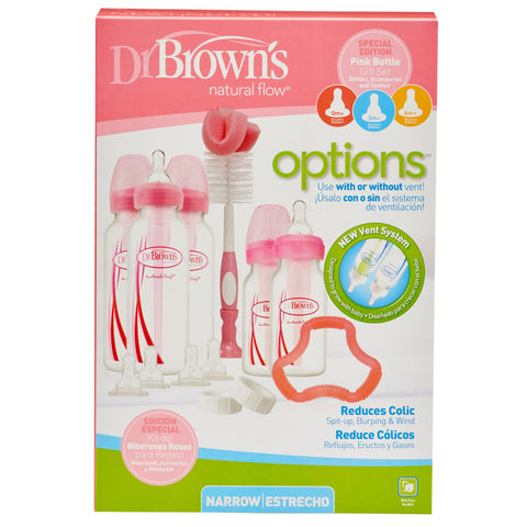 Dr. Browns Narrow-Neck Gift Set