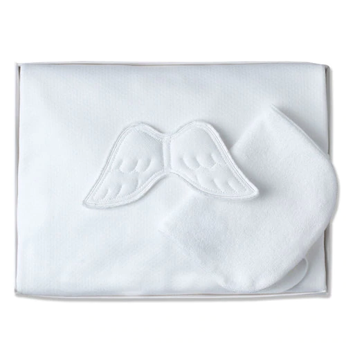 Angel Wing Bath Time Gift Set