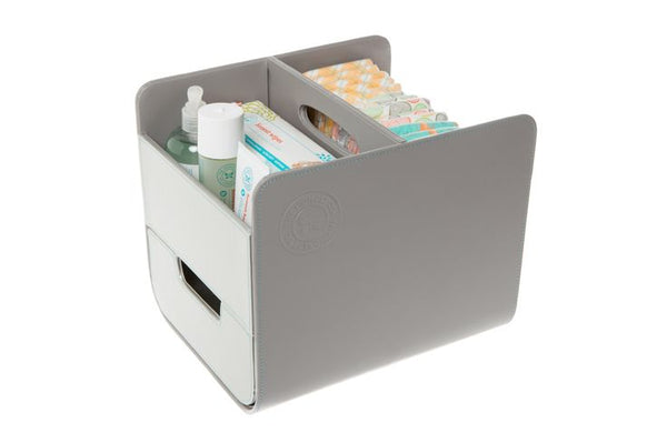 Diaper Caddy without Changing Mat