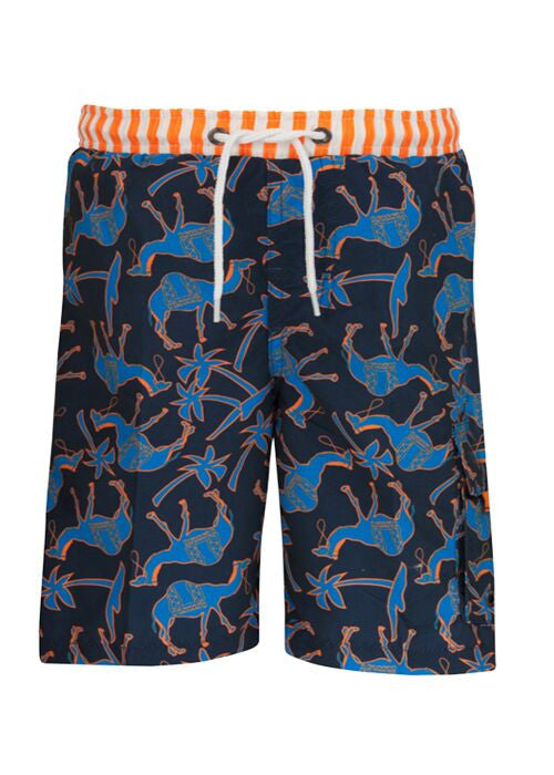 Camel Swimming Shorts