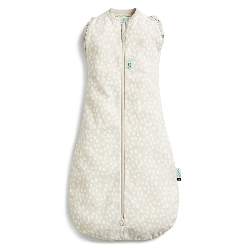 Cocoon Bamboo Swaddle Bag (0.2 Tog) - Fawn