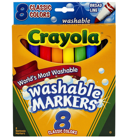 Ultra Clean Washable Markers