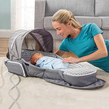 Baby Delight Snuggle Nest Surround XL - Hex Geo
