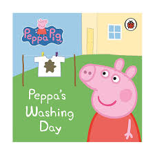 Peppa's Washing Day
