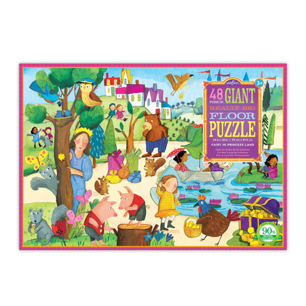 Fairy in Princess Land  48  Piece Puzzle
