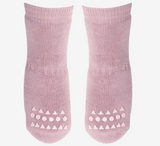 Anti Slip Socks - Dusty Rose