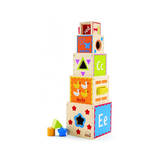 Pyramid Of Play Stapel - E0413