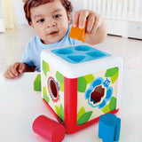 SHAPE SORTING BOX- E0507