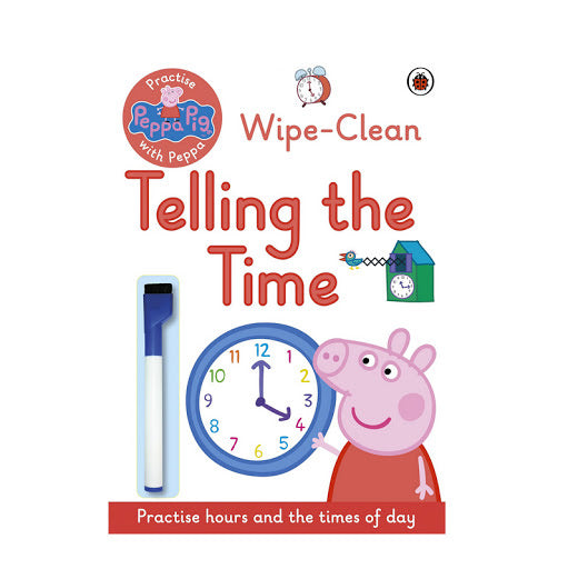 Wipe And Clean | Telling The Time