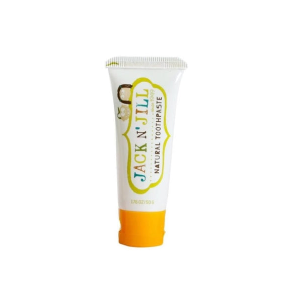 Flavoured Natural Toothpaste, 50mg – Banana