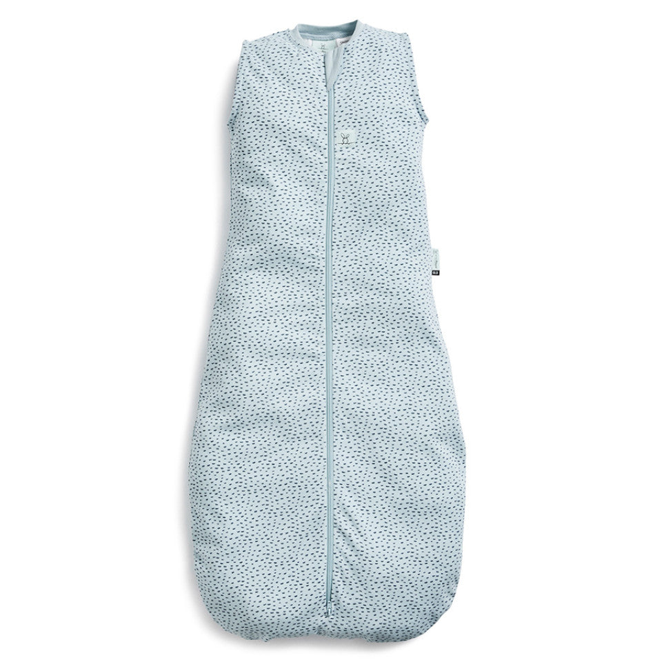 Cocoon Bamboo Swaddle Bag (0.2 Tog) - Pebble