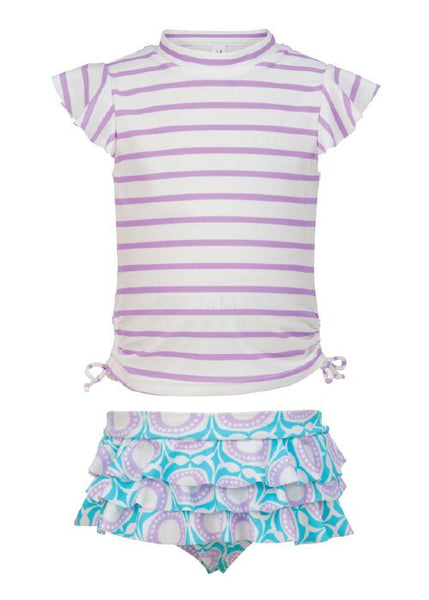 RUFFLE SET - KISSY FISH