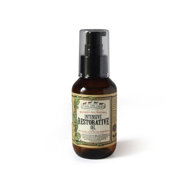 Mother's All-Natural Intensive Restorative Oil