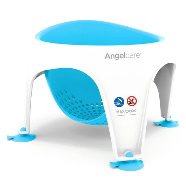 ANGELCARE | Soft Touch Bath Seat | Aqua