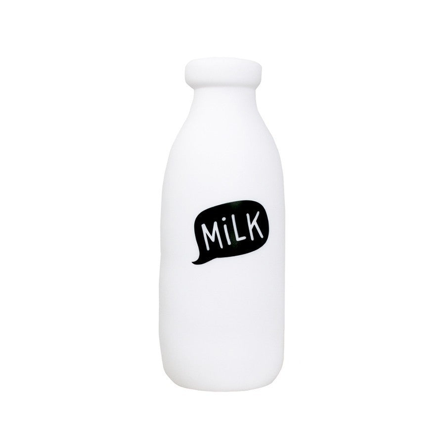 White Milk Bottle Nightlight