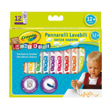 Mini Kids Markers Set of 12