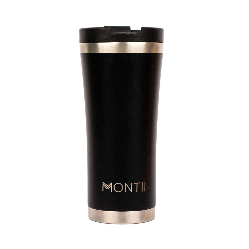 Montii Mega Coffee Cups | Black