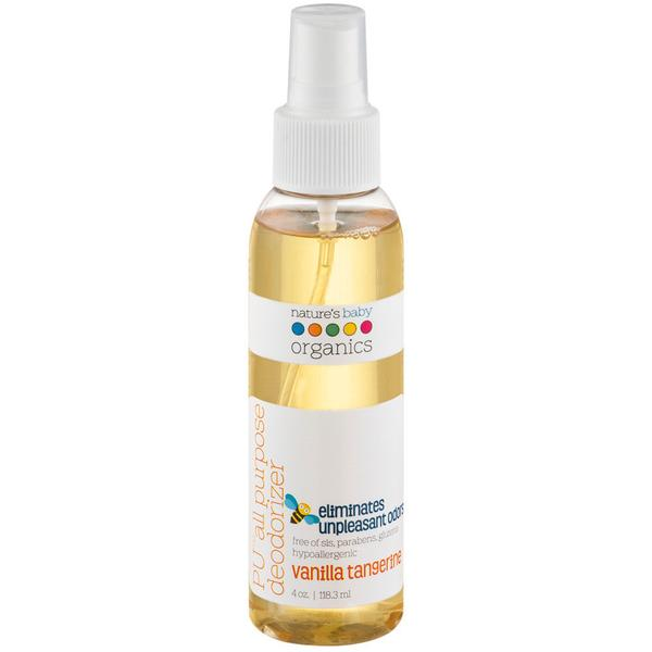 PU All Purpose Deodorizer - Vanilla Tangerine 4oz