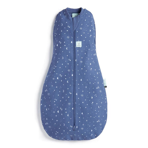 0.2 Tog | Cocoon Swaddle Bag | Night Sky