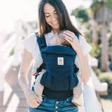 Omni 360 Cool Mesh Baby Carrier - Midnight Blue