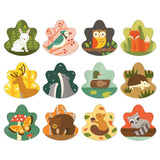 Forest Animals Memory Game