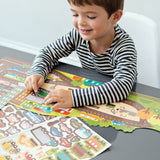 dinosaurs sticker activity set