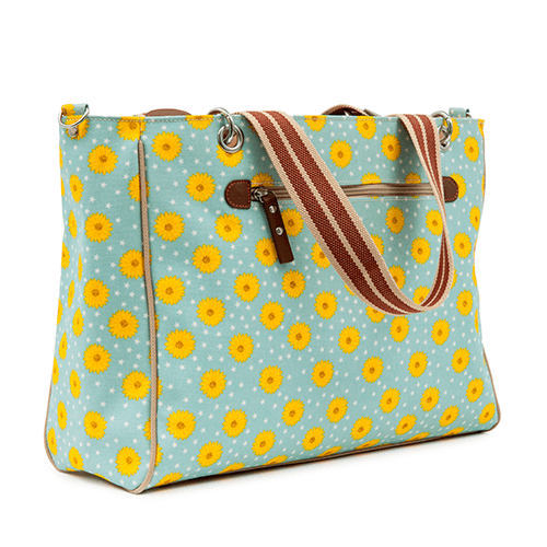 Bramley Tote  Sunflower