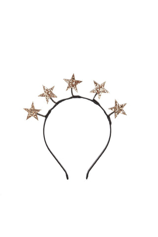 Gina Headband - Gold