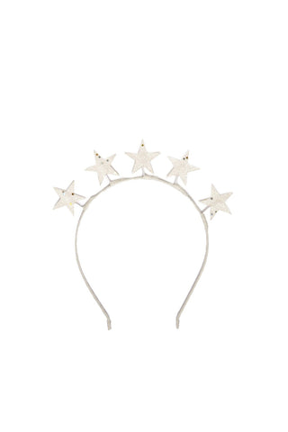 Gina Headband - White