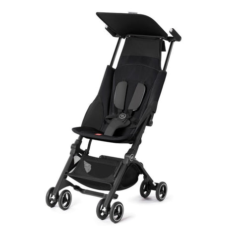 Pockit+ Stroller - Black