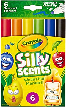 Silly Scents Washable Markers