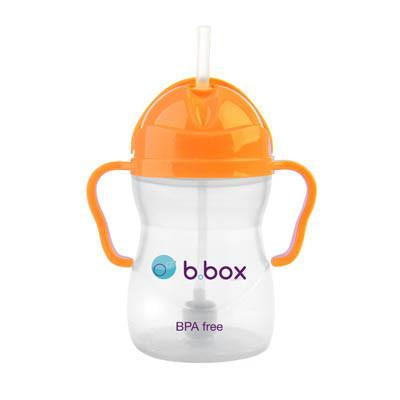 SIPPY CUP - ORANGE ZING