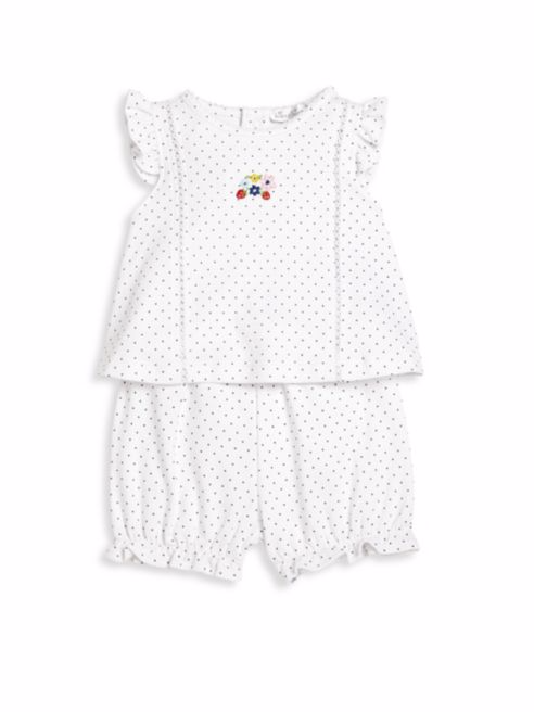Strawberry Delight Sunsuit