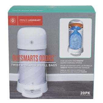 Twistr Nappy Disposal System Refill Bags