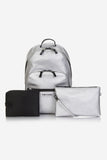 Silver Elwood Backpack