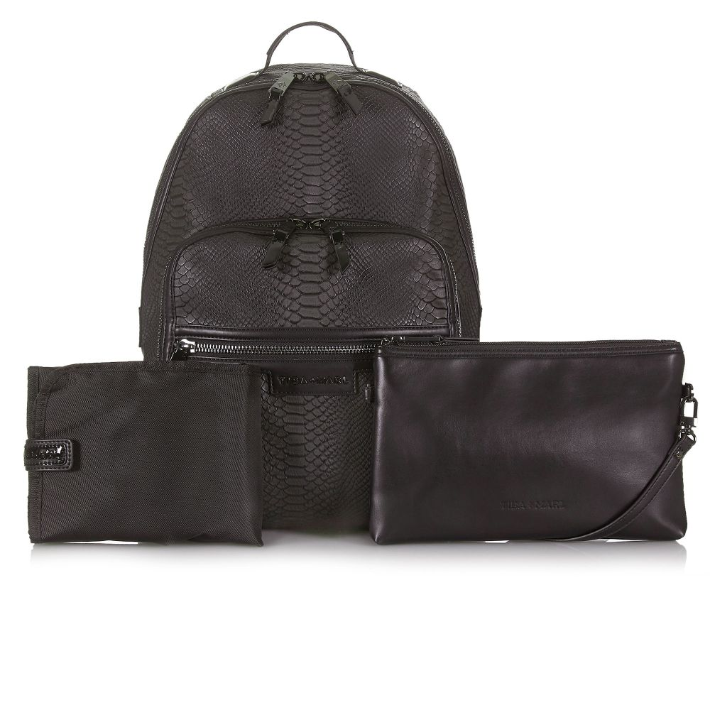 BLACK ELWOOD BACKPACK