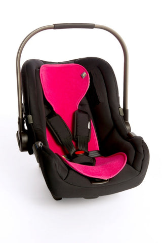 AeroMoov Air Layer Car Seat Cover - Group 1 - Fuchsia