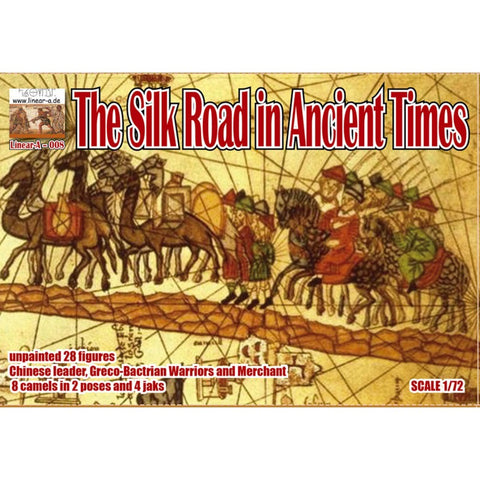 Linear-A - The Silk road in Acient Times - 1:72 - LA008