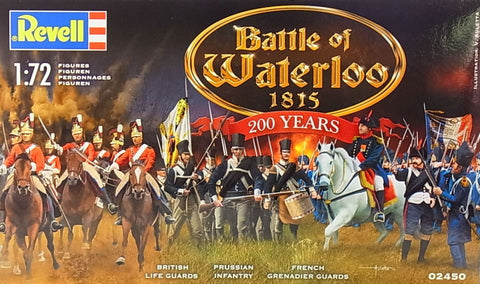 Revell - Battle Of Waterloo 1815