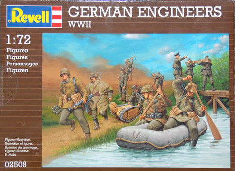 Revell - German Engineers WWII