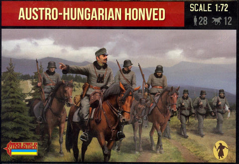 Strelets - 0074 - Austro-Hungarian Honved - 1:72