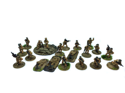 British Modern Army - 28mm
