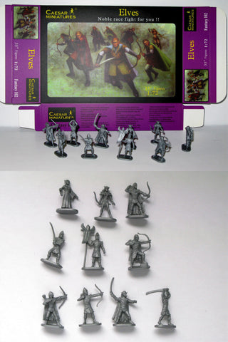 Caesar Miniatures - Elves - 1:72 - F102