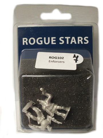 North Star - Rogue Stars - Enforcers 28mm