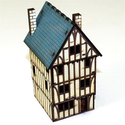 4GROUND - 15mm - 15S-ECW-102 - Timber framed dwelling